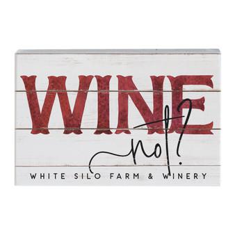 Wine Not - PER Small Talk Rectangle