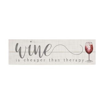 Wine Cheaper - Vintage Pallet Boards