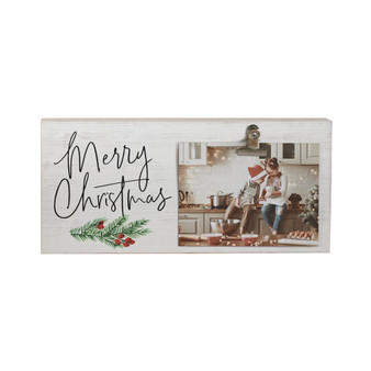 Merry Christmas - Picture Clip