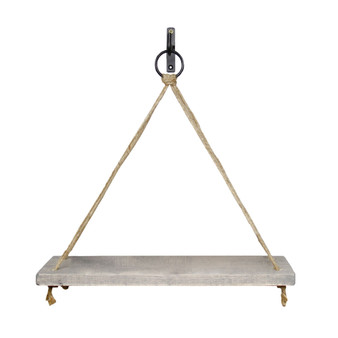 Triangle Rope Shelf