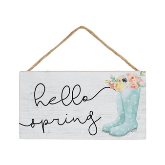 Hello Spring - Petite Hanging Accent