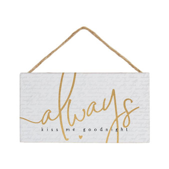 Always Kiss Me - Petite Hanging Accent