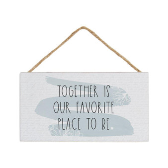 Together Favorite - Petite Hanging Accent