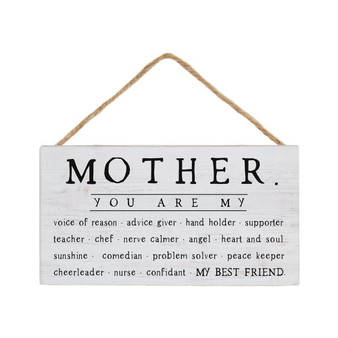 Mother You Are My PER - Petite Hanging Accent