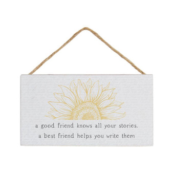 A Good Friend - Petite Hanging Accent