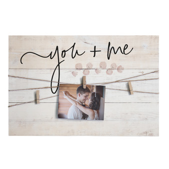 You + Me - Twine Pallets