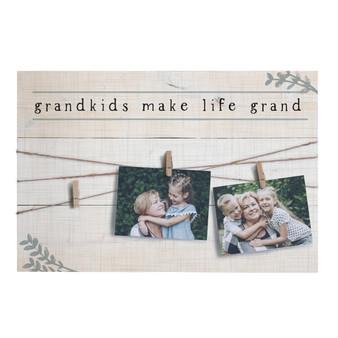 Make Life Grand - Twine Pallets