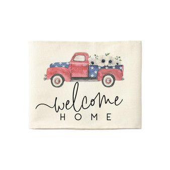 Welcome Home - Pillow Hugs