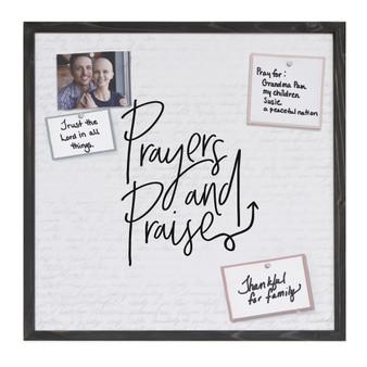 Prayers & Praise - Magnetic Message