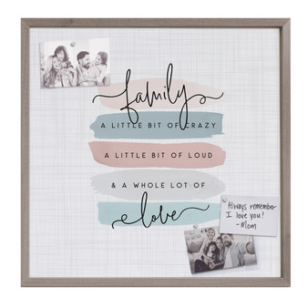Family A Little Bit - Magnetic Message