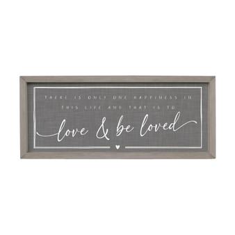 Love & Be Loved - Farmhouse Frames