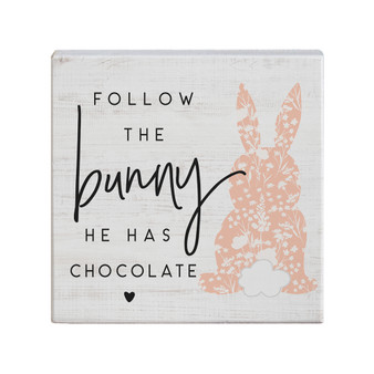 Follow The Bunny - Small Talk Square