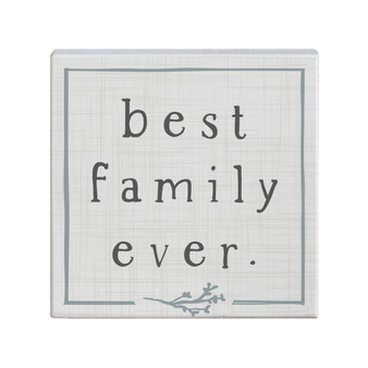 Best Family - Small Talk Square