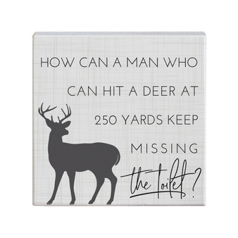 250 Yards - Small Talk Square