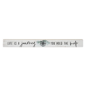 Life Is A Journey - Talking Sticks