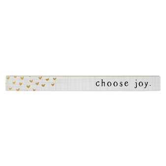 Choose Joy - Talking Sticks