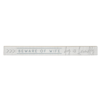 Beware Of Wife - Talking Sticks