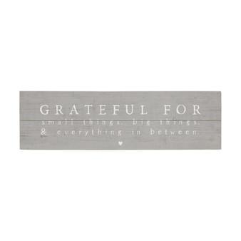 Grateful For - Vintage Pallet Boards