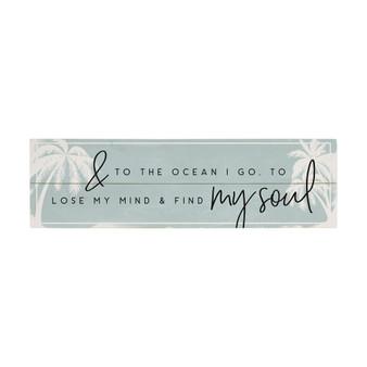 & To The Ocean PER - Vintage Pallet Boards