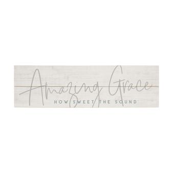 Amazing Grace - Vintage Pallet Boards