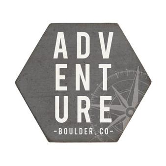 Adventure PER - Honeycomb Coasters