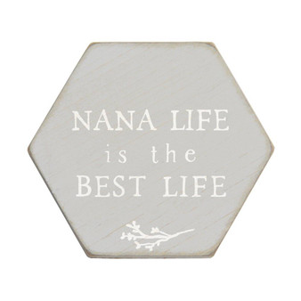 Best Life PER - Honeycomb Coasters