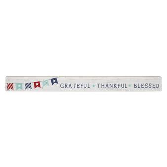 Grateful Thankful - Talking Sticks