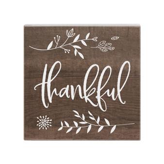 Thankful Vines - Small Talk Square