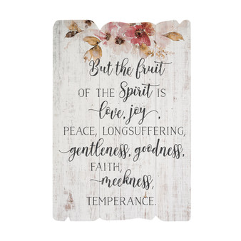 Fruit Of The Spirit - Splendid Fence