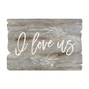 I Love Us - Splendid Fence