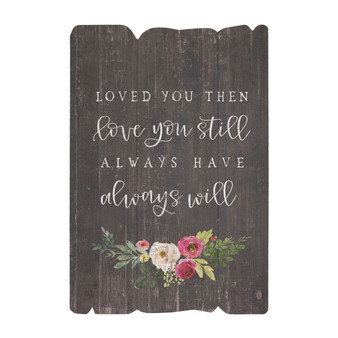 Loved You Then - Splendid Fence