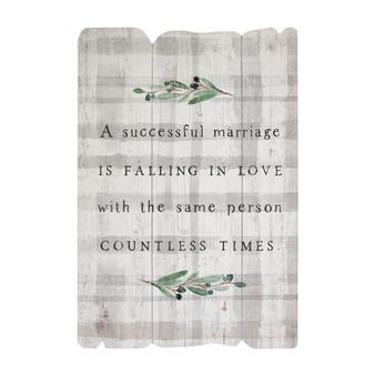 Successful Marriage - Splendid Fence