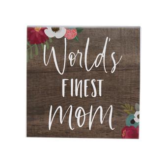 Finest Mom - Small Talk Square