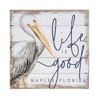 Life Is Good Pelican PER - Perfect Pallet Petite