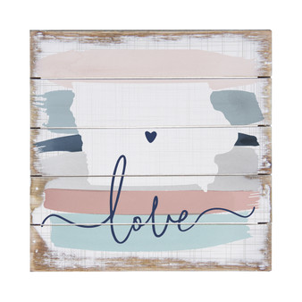 Love State Watercolor STATE  - Perfect Pallet Petite