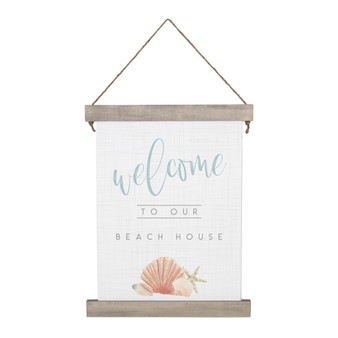 Welcome To PER - Hanging Canvas
