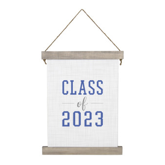 Class Of PER - Hanging Canvas