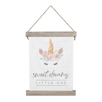 Sweet Dreams - Hanging Canvas