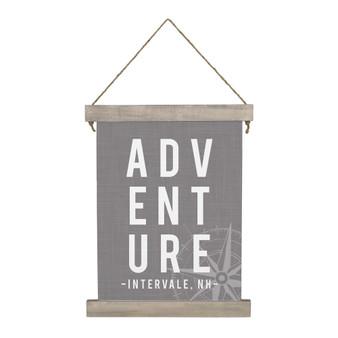 Adventure PER - Hanging Canvas