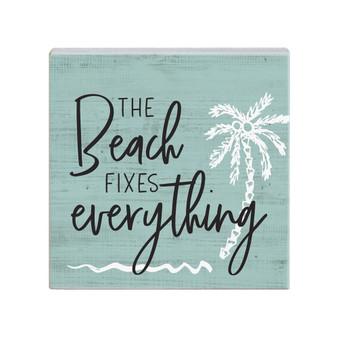 Beach Fixes - Small Talk Square