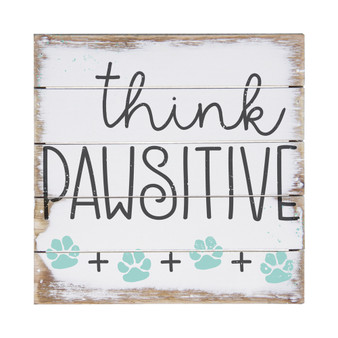 Think Pawsitive - Perfect Pallet Petite