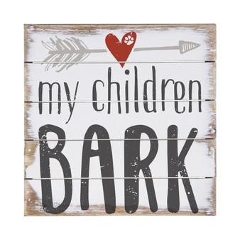 My Children Bark - Perfect Pallet Petite