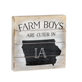 Farm Boys are Cuter STATE - Perfect Pallet Petite