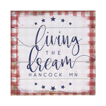 Living The Dream - PER Perfect Pallet Petite