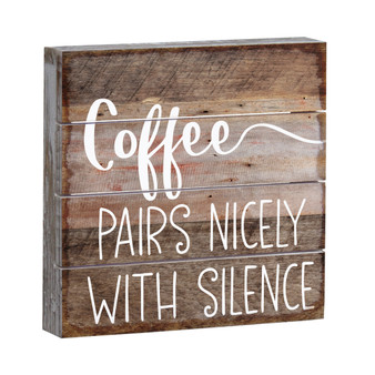 Coffee Silence - Perfect Pallet Petite