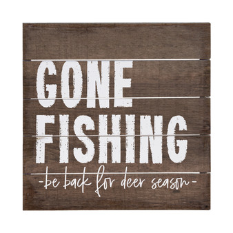 Gone Fishing - Perfect Pallet Petite