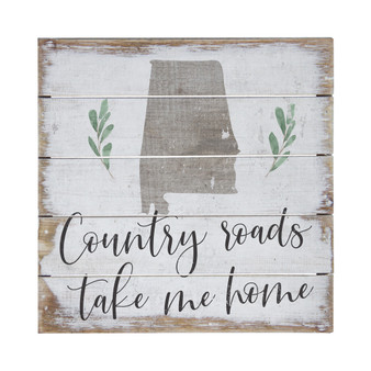Country Roads State STATE - Perfect Pallet Petite