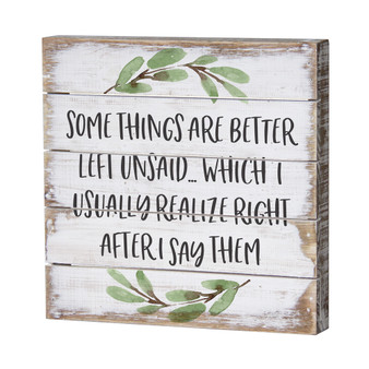 Things Unsaid - Perfect Pallet Petite
