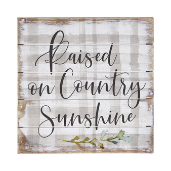 Country Sunshine - Perfect Pallet Petite