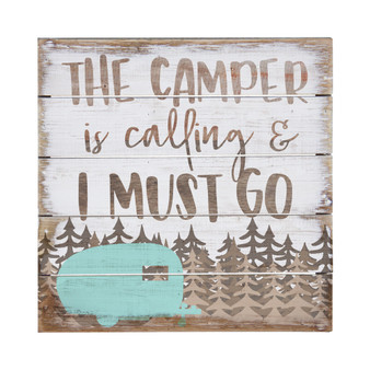 Camper Calling - Perfect Pallet Petite